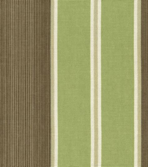 striped home decor fabric home decor fabric waverly surry stripe walnut jo ann