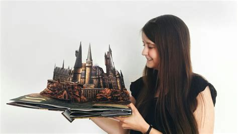 harry potter a pop up 1608870081 eine reise durch hogwarts harry potter pop up book