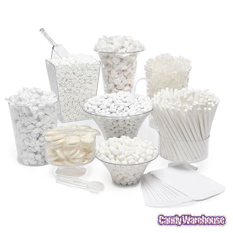 Candywarehouse Introduces All Inclusive Candy Buffet Kits Buffet Kit