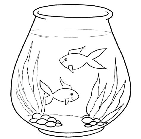 aquarium coloring pages saltwater fish coloring pages
