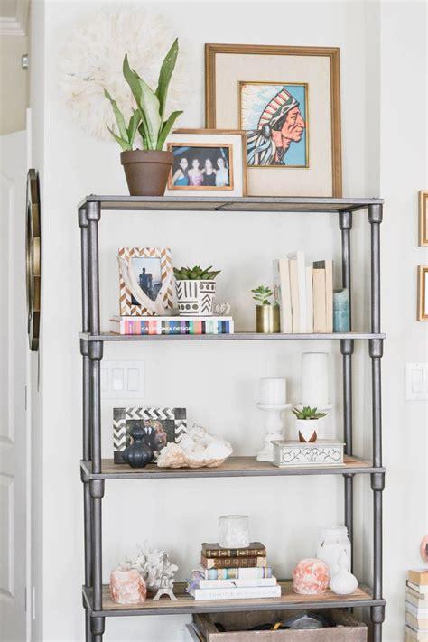 Hipster Home Decor 25 Best Ideas About Industrial Bookshelf On Pinterest