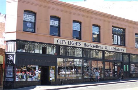 City Lights Books by Battle Of The Bookshops City Lights In San Francisco