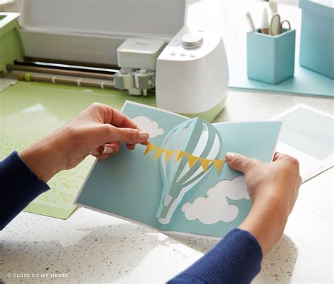 how to make cards with cricut cricut artfully sent series pop up cards with