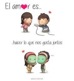 Que es el amor el amor es dificil de explicar ya que cada uno