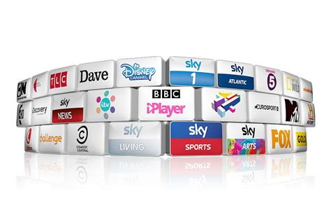 sky to add tv services but the discovery