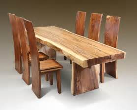 Solid Wood Dining Room Tables And Chairs Wooden Dining Room Tables