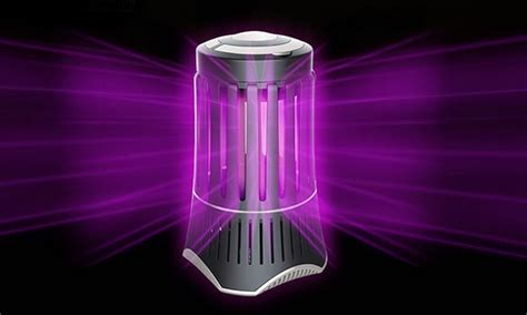 are mosquitoes attracted to uv light eco mosquito killer led ls and air purifier