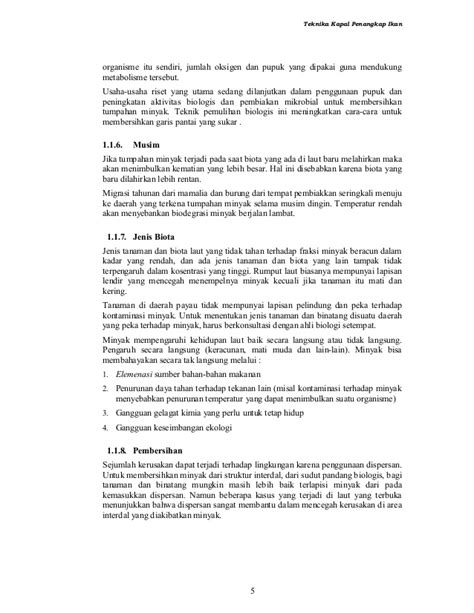Teknik Penangkapan Ikan buku teknik kapal penangkapan ikan smk