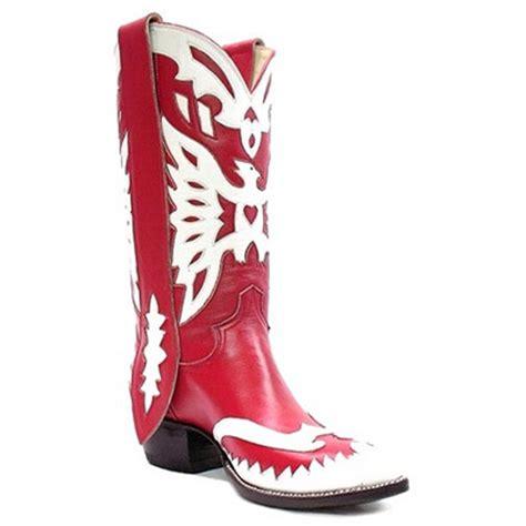 Handmade Leather Cowboy Boots - eagle handmade leather cowboy boots otp ca