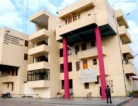 Mba In Nift Bangalore by National Institute Of Fashion Technology Nift Bhopal