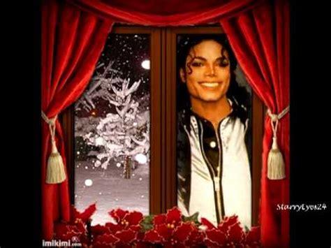 michael jackson merry christmas youtube