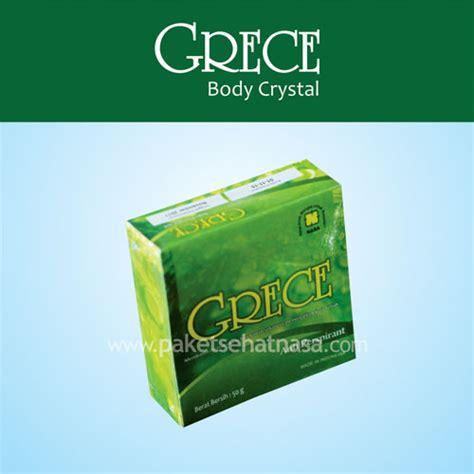 Greece Cristal Nasa Anti Bau Badan paketsehatnasa grece anti bau badan gatal