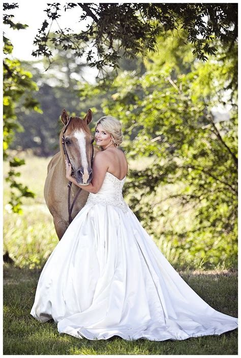 bridals with horses. One of my very best friends is on