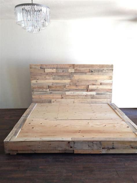 reclaimed wood king headboard 25 best ideas about wood headboard on