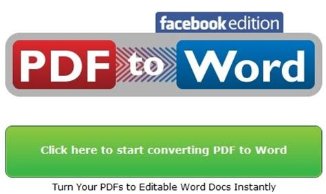 convert pdf to word love pdf converter to word free software