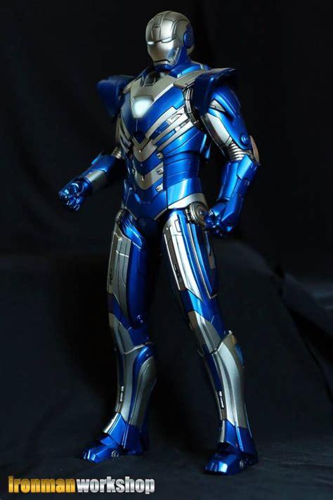mark blue steel iron mans iwo pinterest