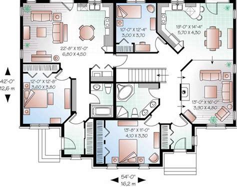 home plans with in suites the in suite say hello to a home within the home