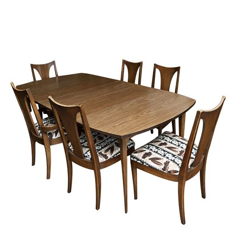 Vintage Dining Table Set Vintage Mid Century Dining Table And Chairs Ebay