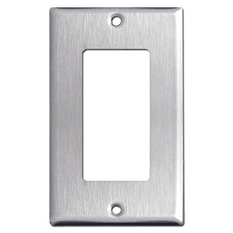 brushed nickel light switch covers brushed satin nickel stainless steel wall covers switch
