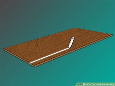 How to Cut Laminate Flooring: 6 Steps (with Pictures