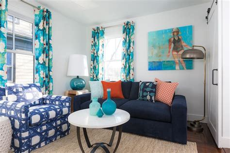 Living Room In Blue And Orange 51 Best Images About Navy Orange Teal Living Room On