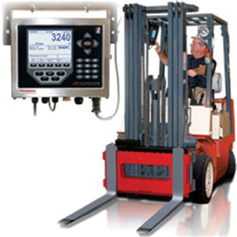 lift truck scales easy installation tri state scale illinois wisconsin indiana commercial