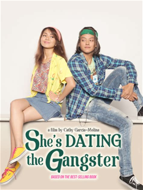 kathryn bernardo shes dating with the ganster she s dating the gangster