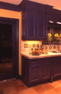 Purple Kitchen Cabinets 50 Inspiring Purple Theme Colour For Kitchen Decohoms