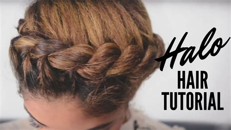 how to do an updo with halo extentions halo updo tutorial on natural hair youtube