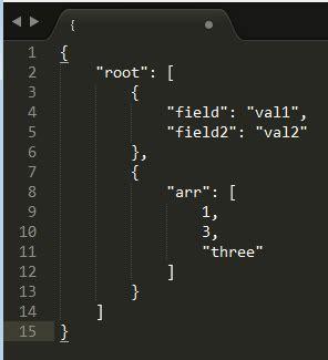 format xml sublime formatting json sublime text 3