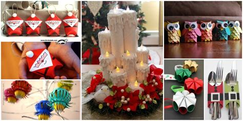 christmas decoration with toilet paper rolls 20 toilet paper roll diy craft projects for a wonderful