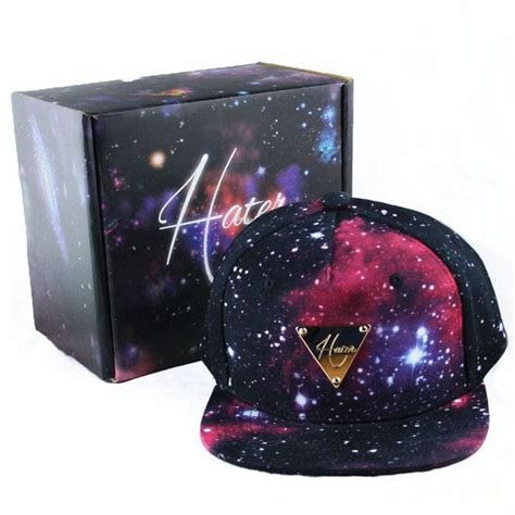 Topi Snapback Gold hater galaxy snapback hat exclusive box made foosite new on etsy 59 99 cool styles