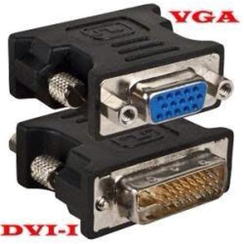 Adapter Vga Ke Dvi I Dual Link adaptador dvi i dual link 24 5 x vga f 234 mea conversor r 14 89 em mercado livre