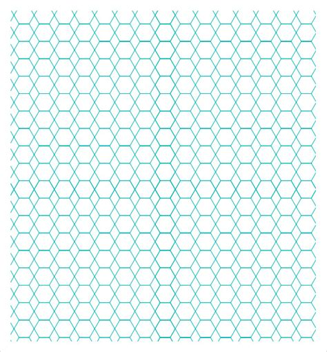 printable paper hexagon sle hexagon graph paper 6 documents in pdf psd