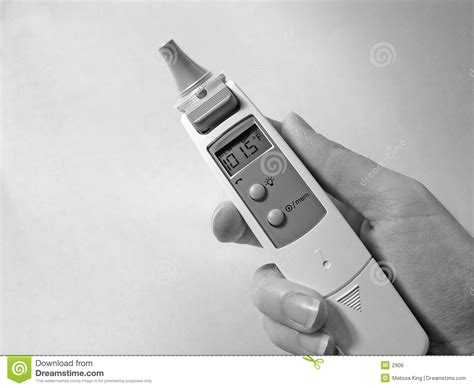 Termometer Digital Kening digital thermometer royalty free stock image image 2906