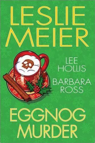 unbridled murder a carson stables mystery books review giveaway eggnog murder by leslie meier