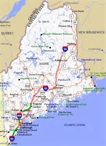 us map maine maine poster dealers travel map