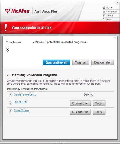 free download full version mcafee antivirus 2013 mcafee antivirus 2013 free download full version game