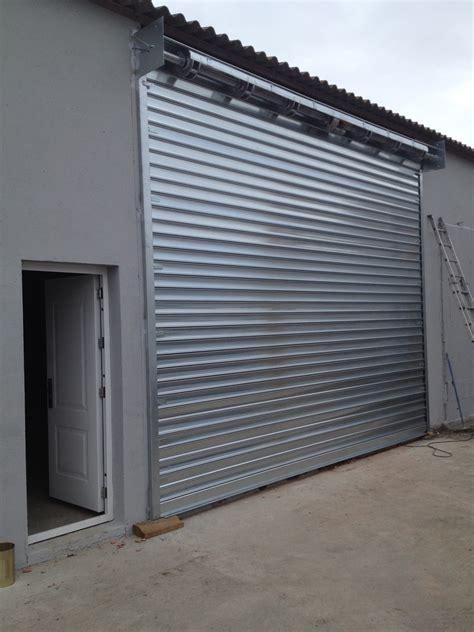 Rideau De Garage by Rideau M 233 Tallique Et Porte Industrielle