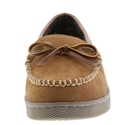 airwalk mens slippers airwalk s s moccasin slipper 11 regular
