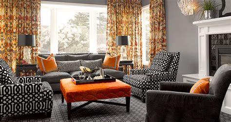 orange and black living room 16 unique black and orange living room homes alternative