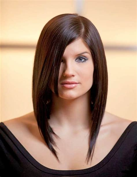 medium haircuts asymmetrical 25 medium hairstyles for sheideas