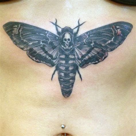 death moth tattoo meaning moth by chip telano all saints