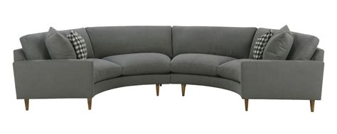 upholstered sectional sofa curved sectional sofa upholstered in your choice of 100