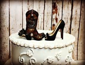 country cake topper country wedding cake topper with boots ipunya