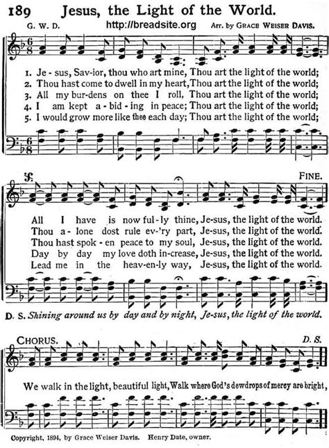 Jesus Is The Light Song by Iwanttobealight Quot He That Followeth Me Shall Not