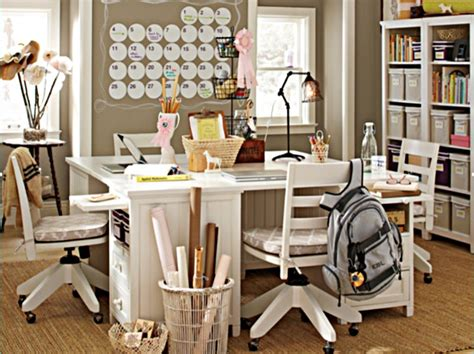 desk in middle of room 30 back to homework spaces and study room ideas you