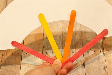 how to paper fan with stick how to paper fans with popsicle sticks 28 images