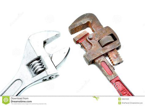 Plumbing Set by Plumbing Tools Royalty Free Stock Images Image 33637529