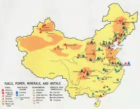 Chinas Map by Travel Guide To China